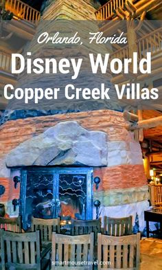 Find out which studio villa at Copper Creek Villas you should request and why we loved it. Discover more about Copper Creek Villas at Disney's Wilderness Resort and learn if it is the right resort for your family trip to Disney World. Disney Vacation Club, Disney Vacation Planning, Disney World Florida, Walt Disney World Vacations, Disney Trips, Trip Planning, Disney Travel, Florida Vacation, Family Vacations