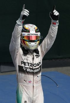 Lewis Hamilton, 2015 Canadian Grand Prix winner