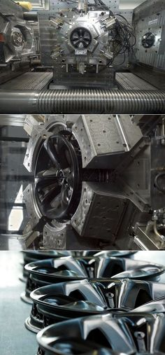 Pocket : BASF Develops Plastic, Injection-Molded Automotive Rims