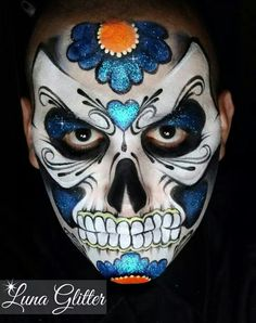 AMAZING sugar skull - Ronnie Mena