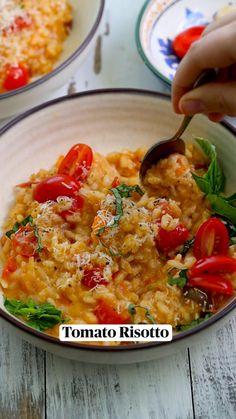 Veggie Recipes, Mexican Food Recipes, Dinner Recipes, Cooking Recipes, Healthy Recipes, Vegetarian Italian Recipes, Healthy One Pot Meals, Vegetarian Comfort Food, Italian Pasta Recipes
