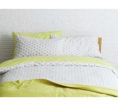 Buy Habitat Ditsy Bed Linen Set - Double at Argos.co.uk, visit Argos.co.uk to shop online for Duvet cover sets, Bedding, Home and garden