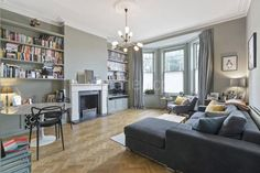 3 bedroom flat for sale in Gondar Gardens, West Hampstead, London, - Rightmove.