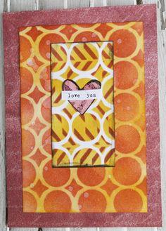 Balzer Designs Card