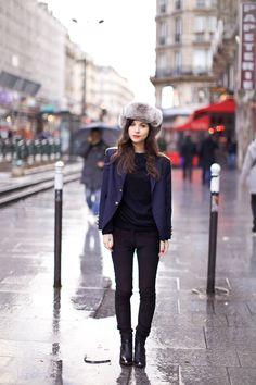 From Paris to London, (via Le Blog de Betty)