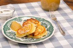 Katrins Quarkkeulchen ohne Kartoffeln 1