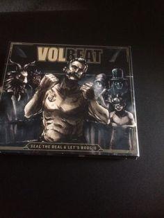 "Ebay ""Deals"" CD / Volbeat – Seal The Deal & Let's Boogie: EUR 1,30 (1 Gebot) Angebotsende: Mittwoch Apr-18-2018 19:40:27…%#Quickberater%"