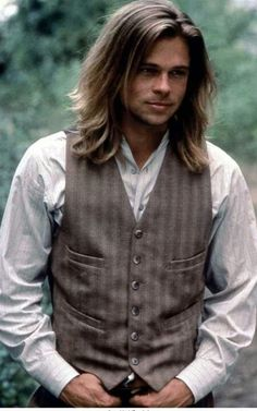 Brad Pitt, in my favorite movie of all time