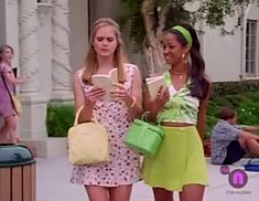 Clueless Fashion, Clueless Outfits, Tv Show Outfits, 2000s Fashion, Clueless Aesthetic, Decades Fashion, Pink Sweets, Couple Halloween Costumes, Woman Costumes