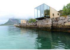 Galeria de Resort da Ilha de Manshausen / Stinessen Arkitektur - 1