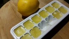 Believe it or not, use frozen lemons and say goodbye to diabetes, tumors, obesity - Smartly Stuff Diabetes, Home Remedies, Natural Remedies, Homeopathic Remedies, Health Remedies, Healthy Fruits, Healthy Life, Healthy Living, Tricks
