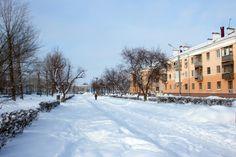 Тольятти. У площади Свободы.