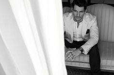 Dolce & Gabbana   10 Years Anniversary of Light Blue in Rio, Brazil 2012    Photographer: Yuri Sardenberg    Model: David Gandy