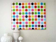 27 Amazing (and Totally Doable!) DIY Wall Art Projects For Kids' Rooms - thinking for bathroom