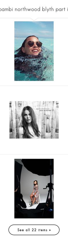 """bambi northwood blyth part ii"" by at0mic-soul ❤ liked on Polyvore"