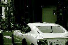 Toyota Montone GT.