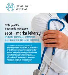 Seca - przekrój oferty dostępny na stronie   urzadzenia-medyczne.com.pl/9-lekarskie-wagi-medyczne