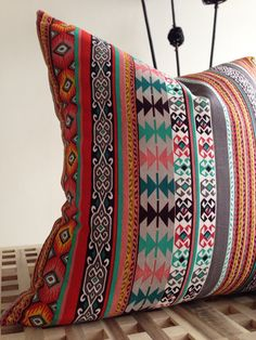 Aztec Pillow Cover Aztec Home Decor Couch Pillow by JuneThirty