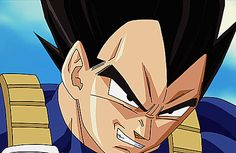 Vegeta and Trunks. Father and son.