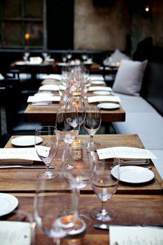 Commercial restaurant - table setting detail.   Restaurants \u0026 Bars   Pinterest   Restaurant tables Table settings and Commercial & Commercial restaurant - table setting detail.   Restaurants \u0026 Bars ...