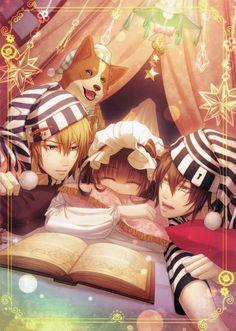 Code:Realize:Sousei No Himegimi Amnesia Anime, Manga Art, Anime Manga, Amnesia Memories, Abraham Van Helsing, Code Realize, Otaku, Hot Guys, Divas