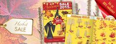 Sparen Sie jetzt mit abama – Preisknaller im aktuellen Herbst SALE!  #Herbstdekoration #abama #Schaufensterdeko