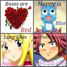And not you lizana Fairy Tail Meme, Fairy Tail Quotes, Fairy Tail Natsu And Lucy, Fairy Tail Nalu, Fairy Tail Ships, Fariy Tail, Fairy Tail Couples, Love Fairy, Anime Fairy