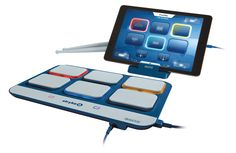 Simmons Introduces Stryke6 iPad Drum Controller | Emusician