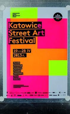 FLUORESCENT: Katowice street art festival