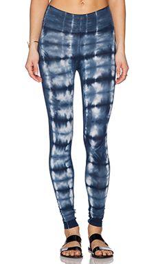 Michael Stars Full Length Legging in Horizon Tie Dye