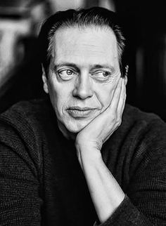 Steve Buscemi - It's hard to be different characters with a recognizable mug like that, but he still surprises me when he is serious or does something tender because I always go back to his character on Billy Madison. lol