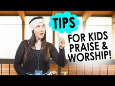 Tips For Teaching Kids About Worship — Beci Wakerley from Hillsong Kids - YouTube