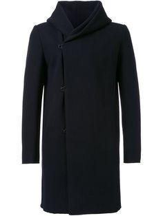 Купить Kazuyuki Kumagai пальто с капюшоном в ATTACHMENT from the world's best independent boutiques at farfetch.com. 400 бутиков, 1 адрес. .
