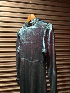 High Neck Dress, Colour, Dresses, Fashion, Turtleneck Dress, Color, Vestidos, Moda, Fashion Styles