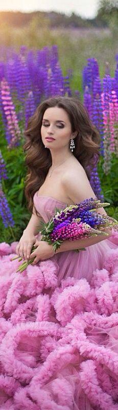 Inna Erten.. Gorgeous Pink ❤