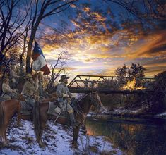 FIRE IN THE SKY    General N.B. Forrest's Raid Into West Tennessee  Obion River – December 1862