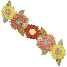 Sunflower Patch Table Runner