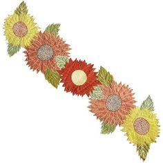 Sunflower Patch Table Runner