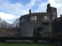Walmer Castle in Walmer, Kent