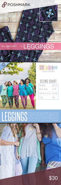 e25475826b2ba6 26 Best Lularoe TC leggings images in 2017 | Tc leggings, Curvy ...
