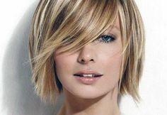 tarz kısa modern saç modelleri