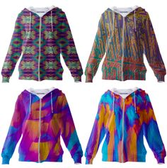 Crystal Hoodies to keep you snuggly warm with the changing seasons!