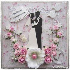 Bodil Hansen: Bryllupskort