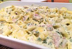 Hamis carbonara spagetti recept képpel. Hozzávalók és az elkészítés részletes leírása. A hamis carbonara spagetti elkészítési ideje: 22 perc