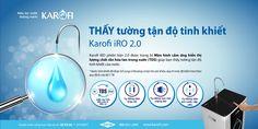 Bộ lọc nước RO tinh khiết nào chất lượng cao 2017? - Máy lọc nước karofi