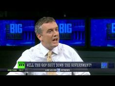 Shutdown Panel p2 - Is the Tea Party Dog Wagging the Boehner Tail?  Christopher Hahn, Progressive Strategist & Tim Cavanaugh, The Daily Caller, joins Thom Hartmann.