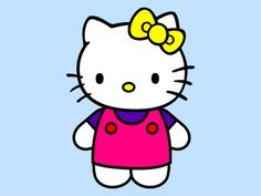 Home Coloring Pages Hello Kitty