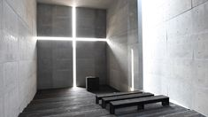 Church of the Light at Tadao Ando: Endeavors at The National Art Center in Tokyo Tadao Ando, Sacred Architecture, Minimalist Architecture, Architecture Tattoo, Japanese Architecture, Church Of Light, Museum Lighting, Modern Wedding Inspiration, National Art