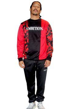 Men Astro Sweatsuit - M