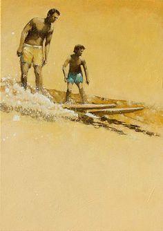 Jean Marie Drouet | COTW Surf Artist
